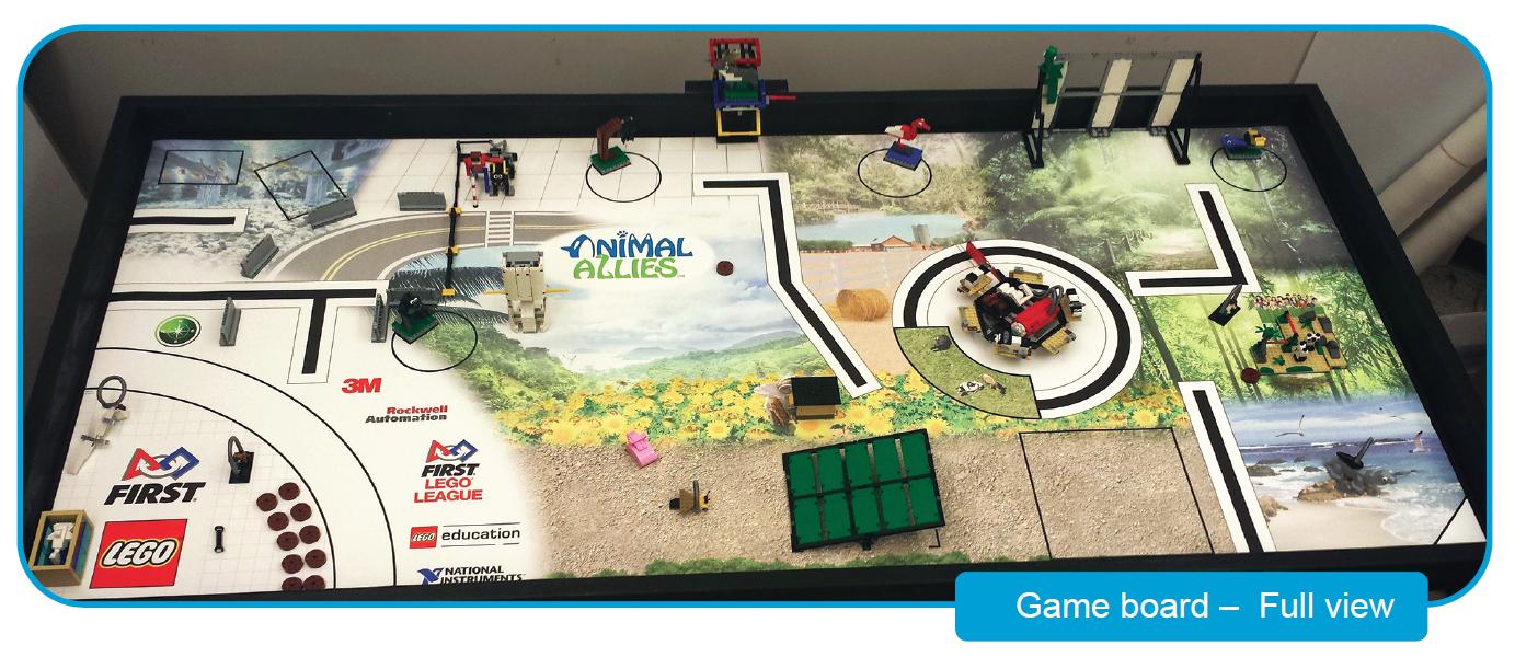 Robocatz Fll First Lego League Team 144